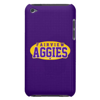 Fairview High School; Aggies iPod Touch Case-Mate Case
