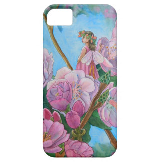 Fairy Amongst the Cherry Blossoms Case For The iPhone 5