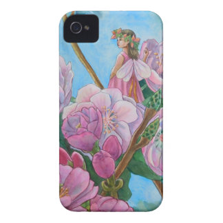 Fairy Amongst the Cherry Blossoms Case-Mate iPhone 4 Case
