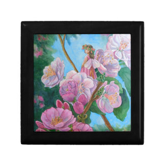 Fairy Amongst the Cherry Blossoms Gift Box
