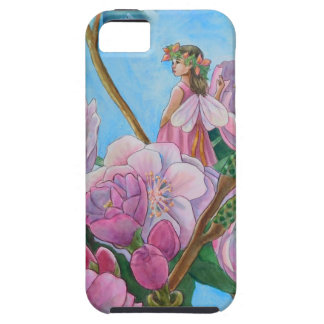 Fairy Amongst the Cherry Blossoms iPhone 5 Covers