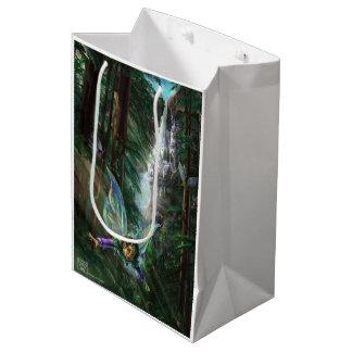 Fairy and Castles Fantasy Art Medium Gift Bag