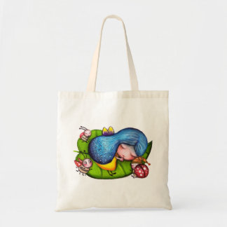 Fairy and Ladybirds Tote Bag
