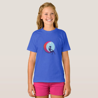Fairy and moon T-Shirt