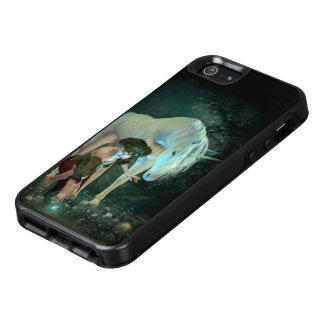 Fairy and Unicorn Magic OtterBox iPhone SE Case