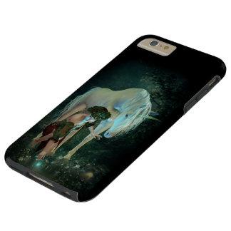 Fairy and Unicorn Magic Tough iPhone 6 Plus Case