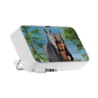Fairy and Unicorn Portable Speaker