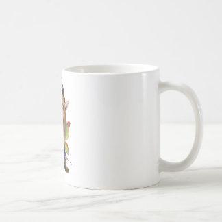 Fairy Aviator Coffee Mugs