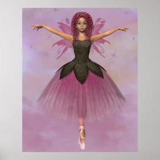 Fairy Ballet 1 Print