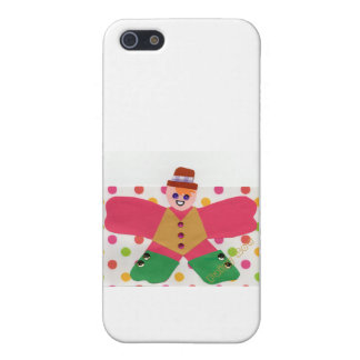 Fairy Bow Case For The iPhone 5