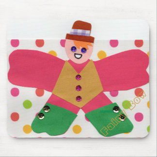Fairy Bow Mouse Pad