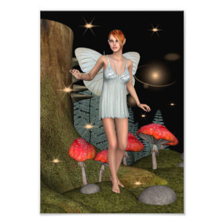 Fairy Butterfly Photo