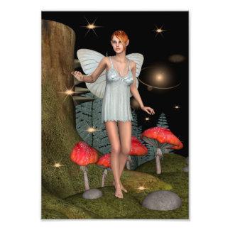 Fairy Butterfly Art Photo