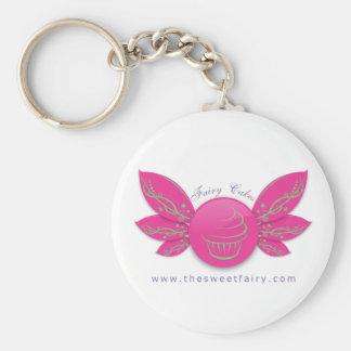 Fairy Cake Keychain