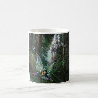 Fairy Castle Forest Coffee Mug