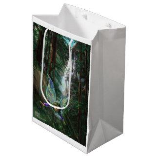 Fairy Castle Forest Medium Gift Bag