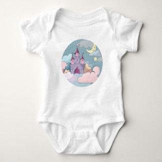 Fairy Castle Nursery Baby Bodysuit