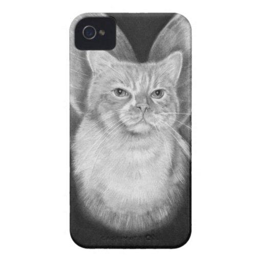 Fairy Cat Blackberry Bold 9700/9780 Case Case-Mate Blackberry Case