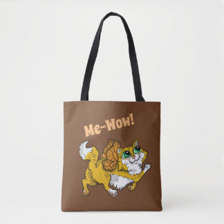 Fairy Cat Me-Wow! Tote Bag