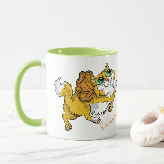 Fairy Cat Pawsome! Mug