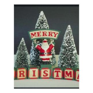 Fairy Christmas Flyer Design