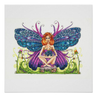 Fairy Collection Poster
