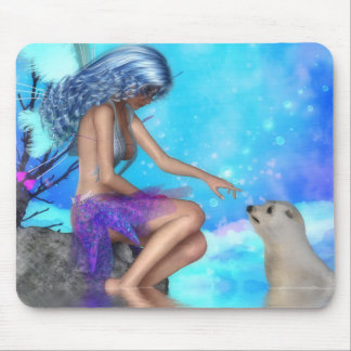 Fairy Conversations Moousepad Mouse Pad