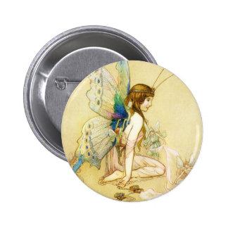 Fairy Costume Button