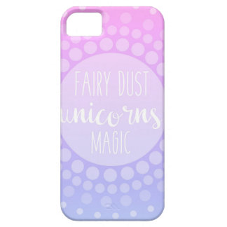 Fairy Dust, Unicorns & Magic Case For The iPhone 5