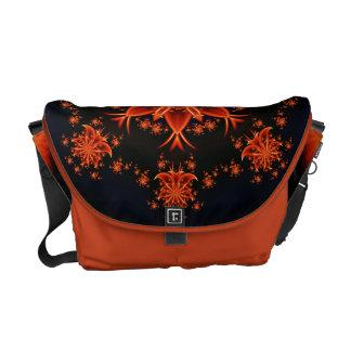 Fairy flower dance courier bags