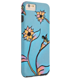 Fairy Flower iPhone 6 Case (Blue)