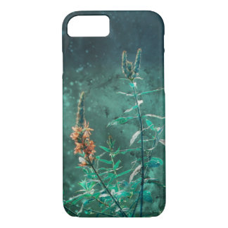 Fairy Flowers in the Jade Moonlight iPhone 8/7 Case