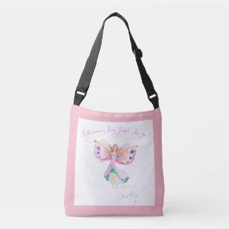 """Fairy Friend"" Kids Body Bag"