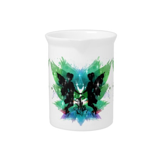 Fairy Frolic Drink Pitcher