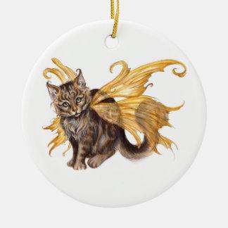 Fairy Fuzzy Ornament