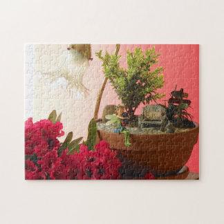 Fairy Garden Puzzle