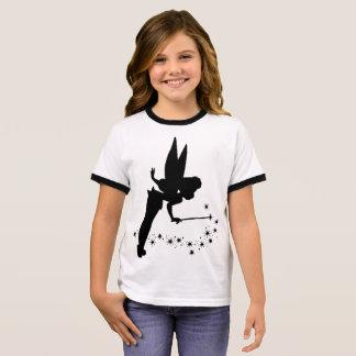 Fairy Girl's Ringer T-Shirt