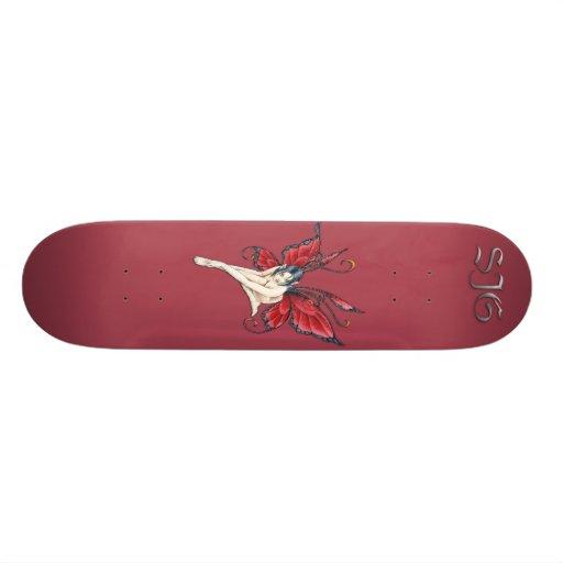 Fairy , Girls Skateboard by SJG