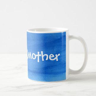 Fairy Godmother Blue Mug
