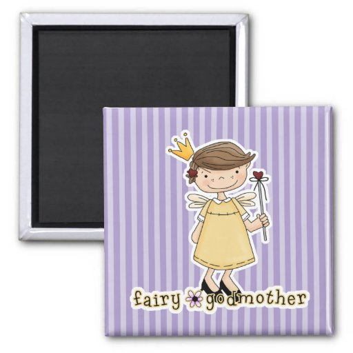 Fairy Godmother Magnets