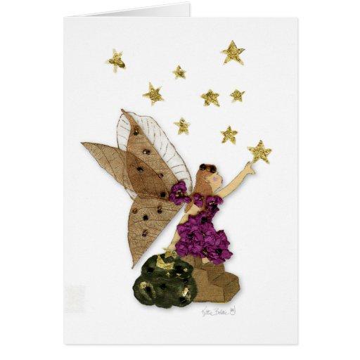 fairy greeting card