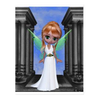 "Fairy ""Hera"" Greek Goddess Postcard"