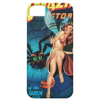 Fairy in a Spider Weg Case For The iPhone 5