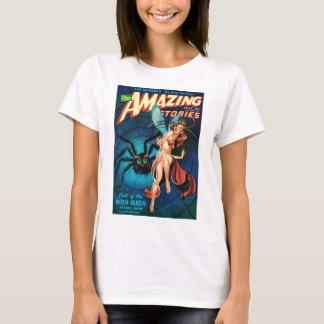 Fairy in a Spider Weg T-Shirt