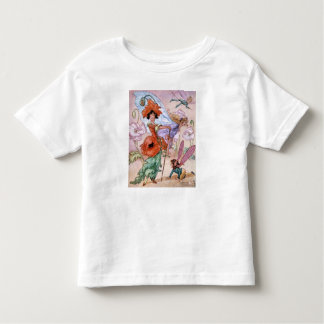 Fairy in Fashionable Pose, Toddler T-Shirt