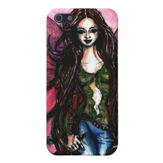 Fairy Jean Love iPhone 5/5S Case