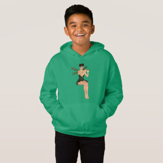 Fairy Kids Hoodies-Beautiful Fairy Clothing