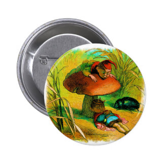 Fairy King 6 Cm Round Badge