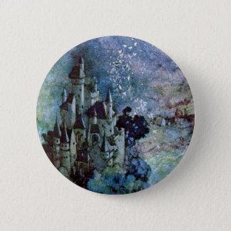 Fairy Land Castle Button