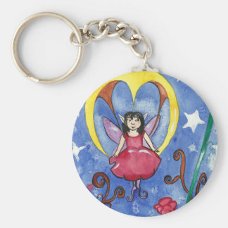 Fairy Lantern Key Chain